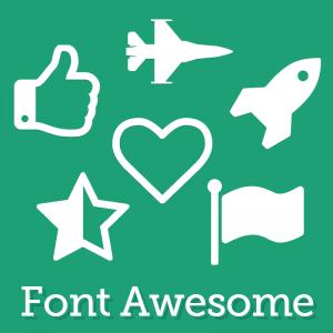 Font Awesome ইন্সটল - জয়ের বাংলা ব্লগ